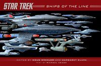 Star Trek: Ships of the Line by Doug Drexler