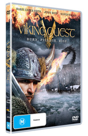 Viking Quest on DVD