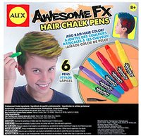 Alex: Awesome FX Hair Chalks image