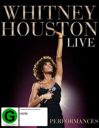 Live: Her Greatest Performances on DVD