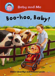 Boo-hoo, Baby! by Claire Llewellyn image