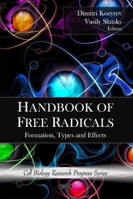 Handbook of Free Radicals
