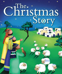 The Christmas Story by Juliet David