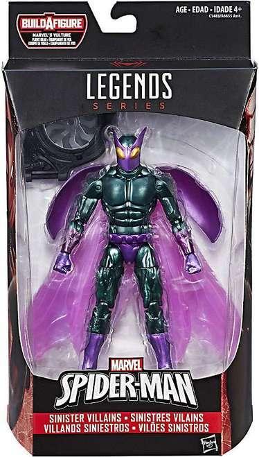 """Marvel Legends: Beetle (Sinister Villain) - 6"""" Action Figure"""