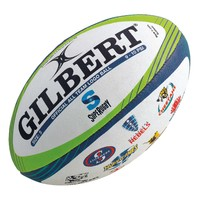 Gilbert Super Rugby Ball (All Team Logo)