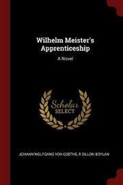 Wilhelm Meister's Apprenticeship by Johann Wolfgang von Goethe image
