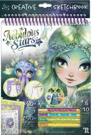 Nebulous Stars: Marinia Creative - Sketchbook