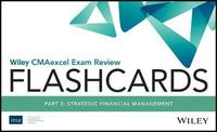Wiley CMAexcel Exam Review 2020 Flashcards by IMA