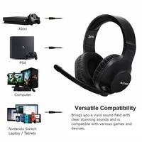 SADES Spirits Universal Gaming Headset (Black) for
