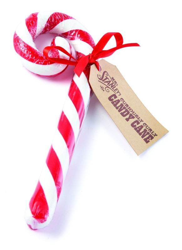 Mr Stanley's Giant Curly Candy Cane (115g)