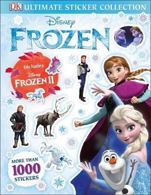 Disney Frozen Ultimate Sticker Collection by DK