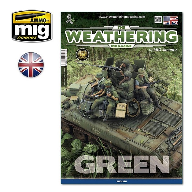 The Weathering Magazine Issue 29: Green