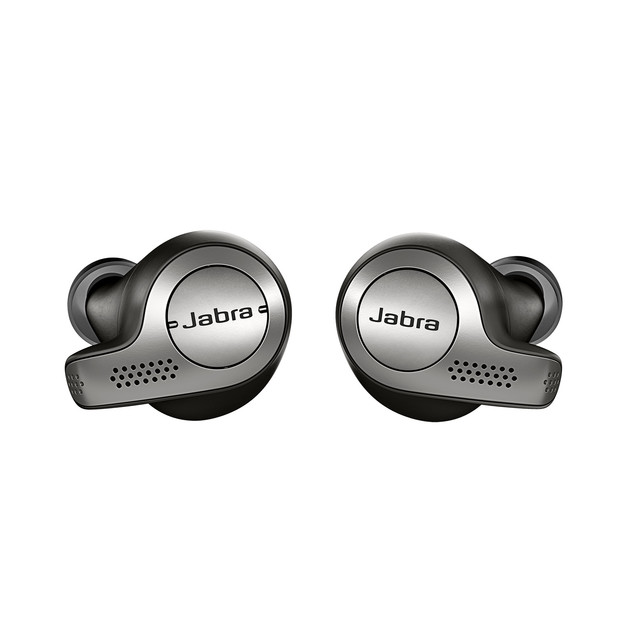 Jabra Elite 65t True Wireless In Ear Headphones - Titanium Black