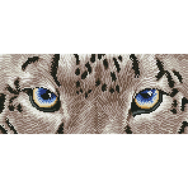 Diamond Dotz: Facet Art Kit - Snow Leopard Spy image