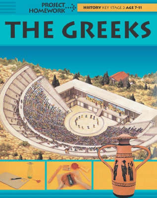 Greeks by Rachel Wright image