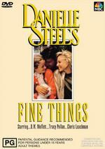 Danielle Steel's Fine Things on DVD