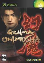 Genma Onimusha for Xbox