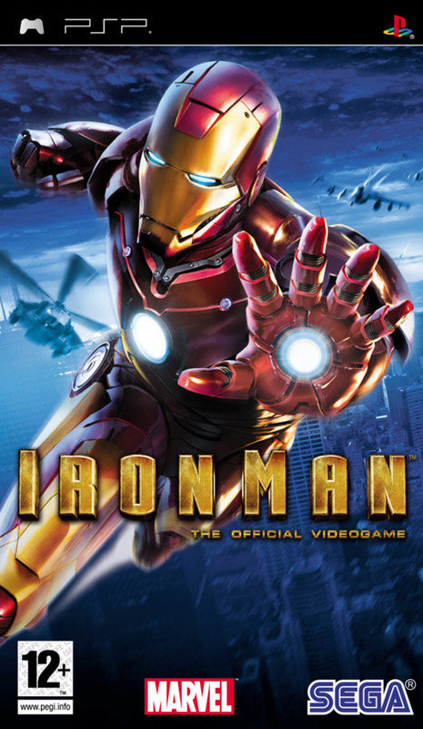 Iron Man for PSP