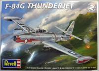 Revell U.S. Republic F-84G Thunderjet Aircraft 1/48 Model Kit