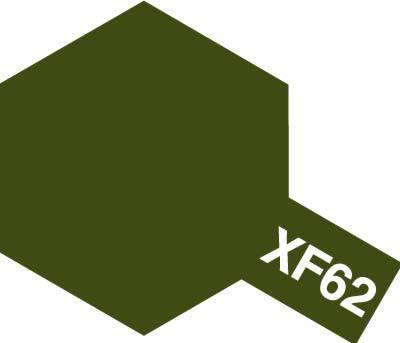 Tamiya Enamel: Olive Drab (XF62)