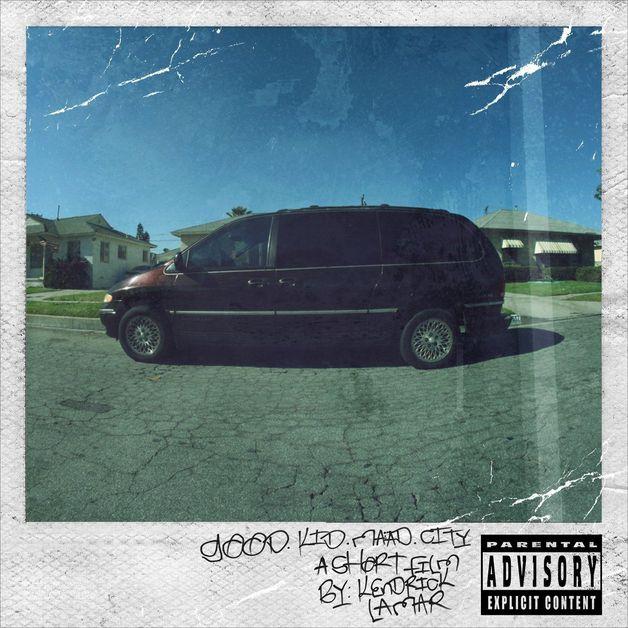 good kid, m.A.A.d city (Deluxe LP) by Kendrick Lamar