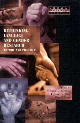 Rethinking Language and Gender Research by Victoria Bergvall