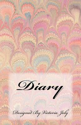 Diary: Diary/Notebook/Journal/Secrets/Present - Original Modern Design 8 by Victoria Joly image