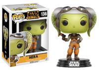 Star Wars: Rebels - Hera Pop! Vinyl Figure
