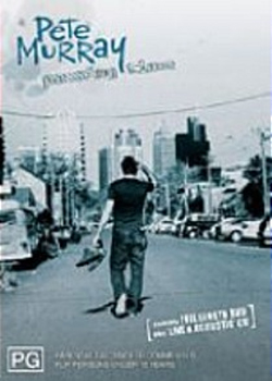 Pete Murray - Passing Time on DVD image