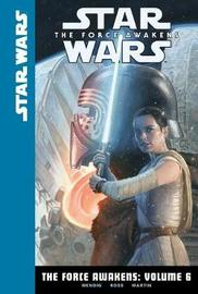 Star Wars the Force Awakens 6 by Chuck Wendig