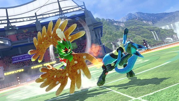 Pokken Tournament DX for Nintendo Switch image