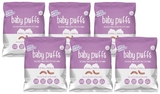 Little Bellies Baby Puffs - Bursting Blueberry (6 X 12g)