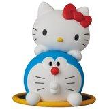 Doraemon X Hello Kitty: Toorinuke Hoop - UDF Figure
