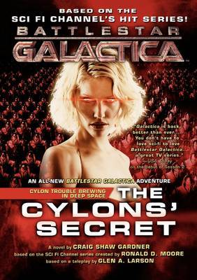 The Cylons' Secret by Craig Shaw Gardner image