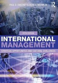 International Management by Paul D Sweeney