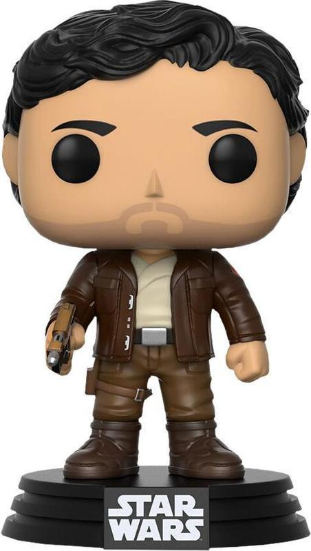 Star Wars: The Last Jedi - Poe Dameron Pop! Vinyl Figure