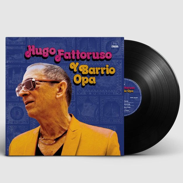Hugo Fattoruso Y Barrio Opa by Hugo Fattoruso