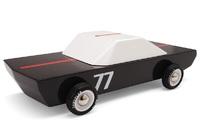 Candylab: Carbon 77 - Vintage Wooden Car