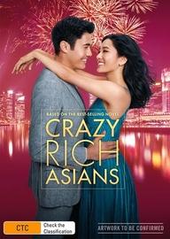 Crazy Rich Asians on DVD