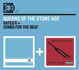 2FOR1: Rated R/ Songs for the Deaf by Queens of the Stone Age