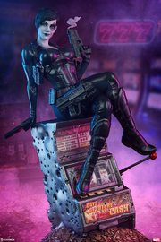 """Marvel: Domino - 20"""" Premium Format Figure"""