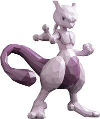 Polygo Pokemon: Mewtwo - Action Figure