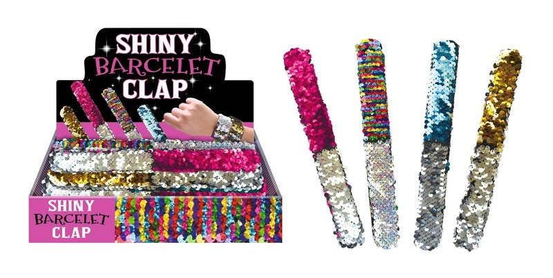 Toysmith: Sequin Snap Band - (Assorted Designs) image
