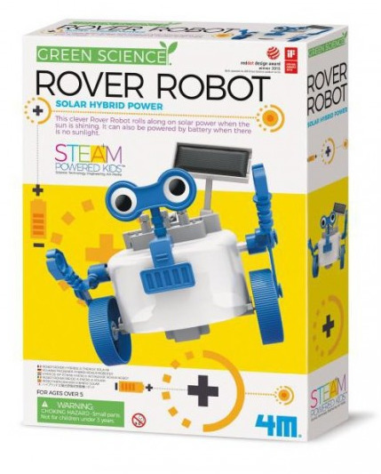 4M: Green Science - Rover Robot