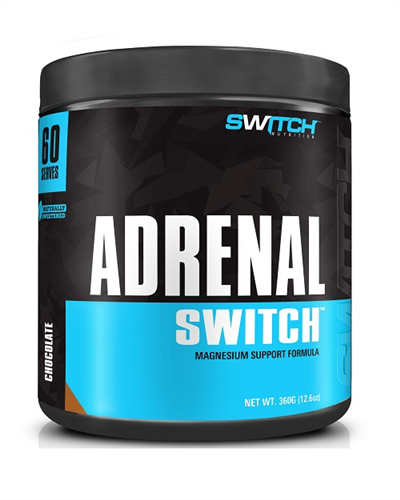 Adrenal Switch Support Formula - Chocolate (60 Serves)
