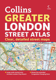 Greater London Street Atlas by HarperCollins