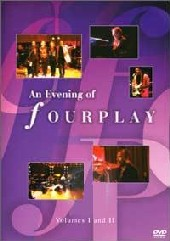 Fourplay - An Evening Of Fourplay on DVD