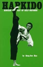 Hapkido: Korean Art of Self-Defense by Bong Soo Han image
