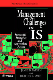 Managing Challenges in I.S. by James D McKeen
