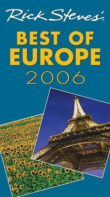 Rick Steves' Best of Europe by Rick Steves image
